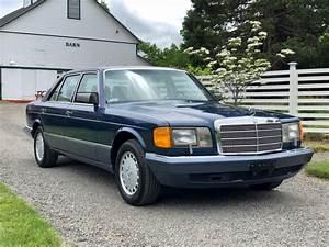No Reserve  1990 Mercedes