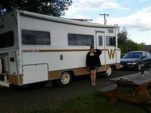 1973 Winnebago Brave  Sprague  Wa Us  27500 Miles   5 700