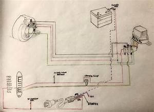 6 Pin Voltage Regulator Wiring Help