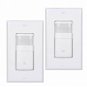 Sensky Bs033c Motion Sensor Light Switch  Occupancy Sensor