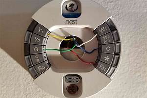 How To Install The Google Nest Thermostat