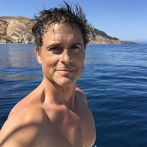 Rob Lowe Hot Pictures  Popsugar Celebrity