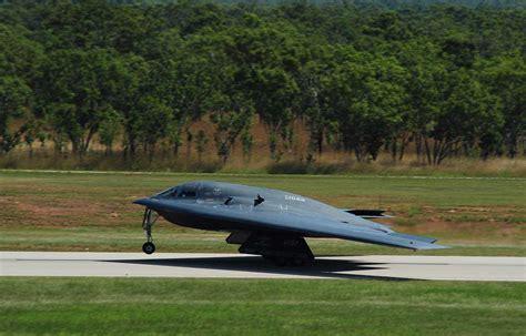 B-2 Spirit Stealth Bomber In Australia