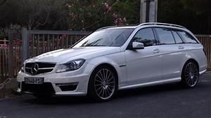 Mercedes Classe C Blanche : troc echange mercedes c63 amg pack performance plus 487cv sur france ~ Maxctalentgroup.com Avis de Voitures