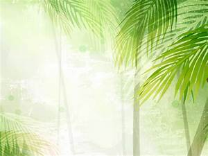 Rendered Summer Background For Powerpoint