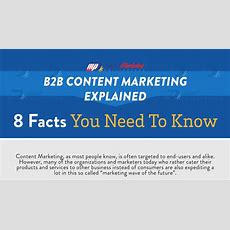 B2b Content Marketing Explained  8 Facts You Need To Know (infographic)  Digital Marketing