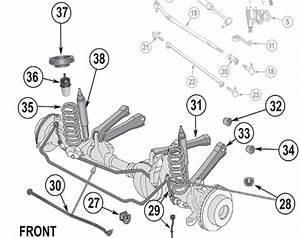 Jeep Xj Front Suspension