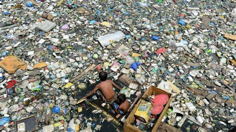 Plastic straws play only minor role in global plastics