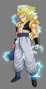 DRAGON BALL Z WALLPAPERS: Gogeta Super Saiyan 3