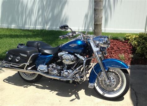 Davidson Road King Image by 2005 Harley Davidson Road King Classic Touring For Sale On