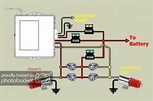 Door Popper Wiring Diagram