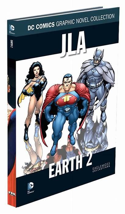 Dc Eaglemoss Graphic Novel Comic Comics Heroes