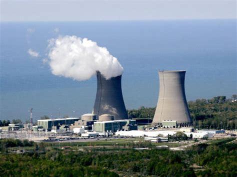 ohio nuclear plant evacuated  radiation levels ny
