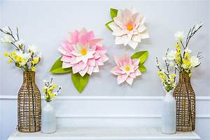 how to diy paper flowers hallmark channel