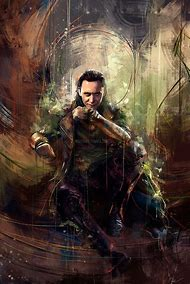 Loki Fan Art