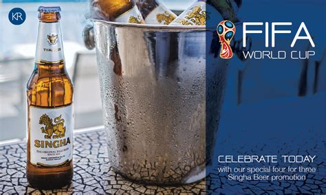 ohla burger singha life world cup  promotion  kata rocks