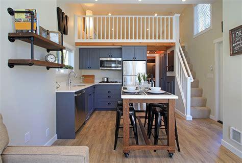 west island kitchen west coast homes salish tiny home park model l
