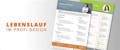 Design Lebenslauf Vorlage