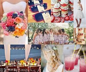 Pink wedding color schemes, Light pink wedding color ideas