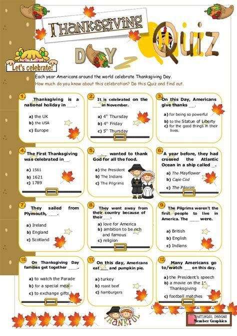 images thanksgiving facts thanksgiving quiz