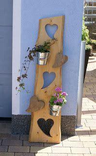 Gartendeko Holzbrett by Holzdeko Familie Pflaum Wooden Deco Woodworking Wood