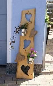 Wanddeko Für Garten : holzdeko familie pflaum wooden deco deko holz selber ~ Watch28wear.com Haus und Dekorationen