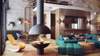 loft design by industrial lofts