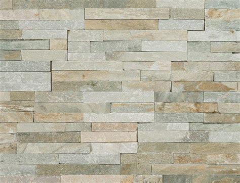 stunning variagated split quartzite 3d mosaic tiles