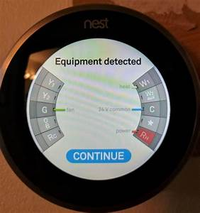 Nest- No Power To Rh With Common Connected