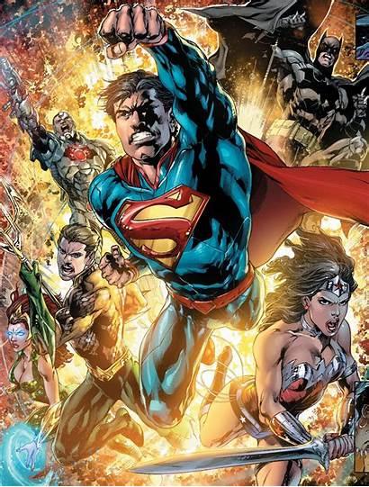 Justice League Superman Batman 52 Comic Comics