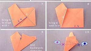 How To Make A Pentagon Or A Star From A Square Piece Of