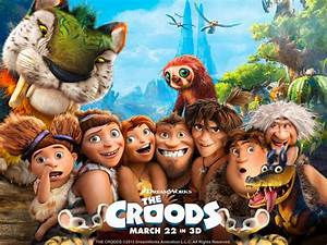 The Croods HQ Movie Wallpapers | The Croods HD Movie ...