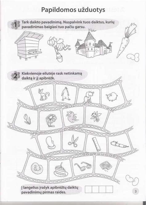 Stilingas gyvenimas: Papildomos lietuviu kalbos uzduotys 1 ...