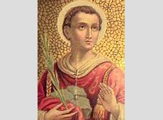 Feast of St Stephen, first martyr December 26, 2013