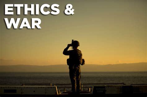 ethics  war carnegie council  ethics