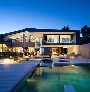 La Maison Möbel : moderne villa in architektur villa design haus ~ Watch28wear.com Haus und Dekorationen