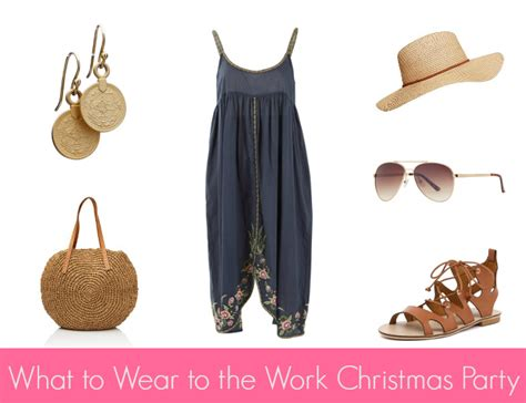 What To Wear To The Work Christmas Party  Style & Shenanigans
