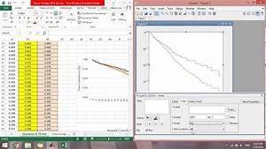 Import Data From Excel To Matlab And Plot Graph Using