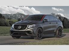 2016 MercedesAMG GLE 63 By Mansory Pictures, Photos