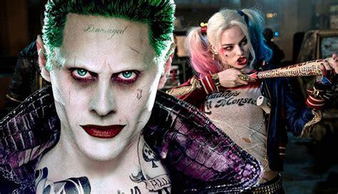 joker squad kostüm squad joker origins teased by jared leto