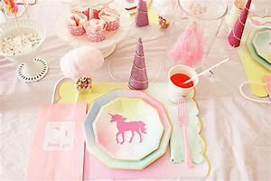 Unicorn Birthday Party - Darling Darleen A Lifestyle