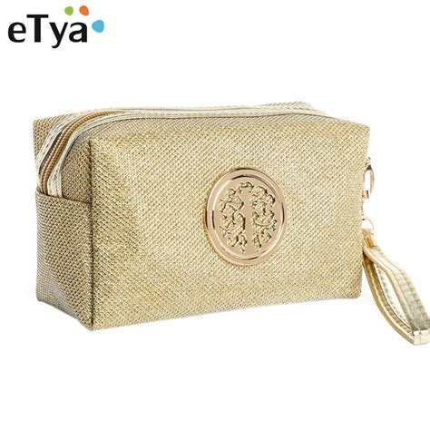 etya women cosmetic bag travel   bags fashion ladies