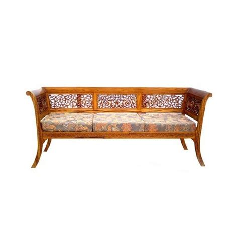 Antique Wooden Sofa by Antique Wooden Carved Sofa At Rs 25000 Carving
