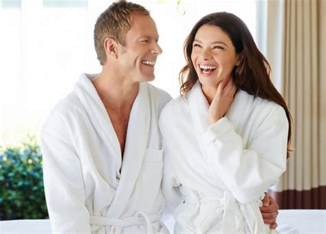 Couples Massage Etiquette Can You Have Sex After And Join The Terry Robe Club Glamour