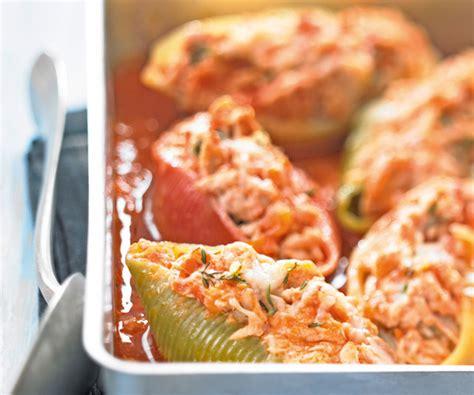 plat a cuisiner facile plat facile conchiglionis farcis au thon
