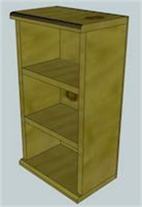 cd  dvd storage  woodworking plancom