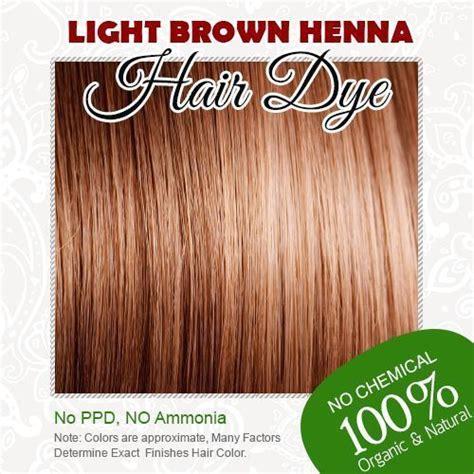 hot light brown henna hair dye  organic  chemical