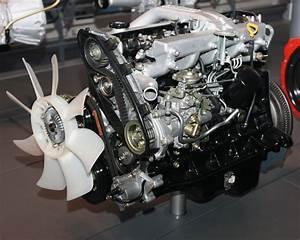 Toyota Hd Engine