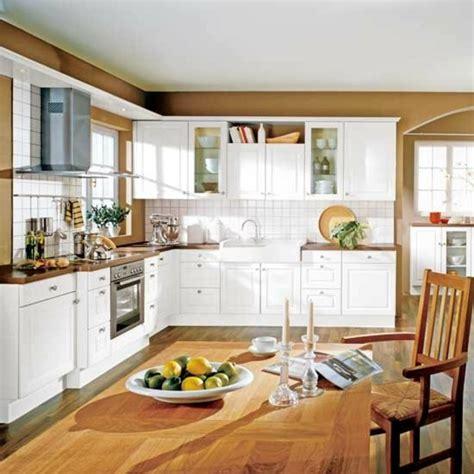 cuisine blanche bois cuisine blanche et bois le mariage parfait pour une