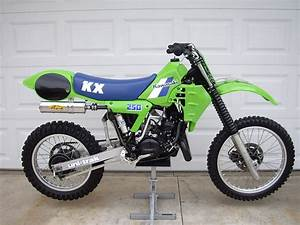 1992 Kawasaki Kdx 250 Repair Manual